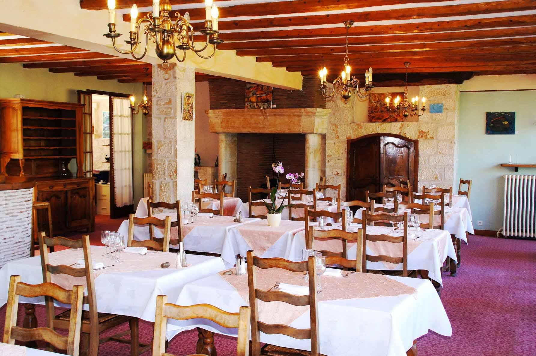 Hotel Restaurant Le Fenelon Carennac
